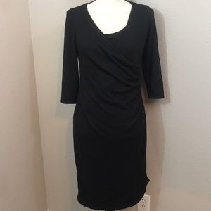 Tiana b black dress small